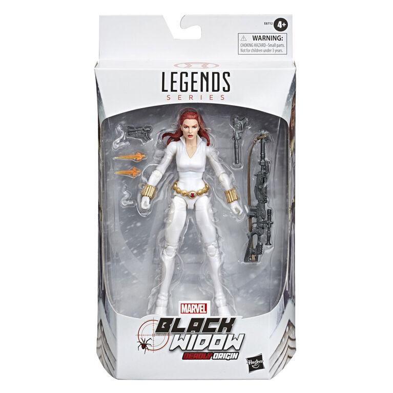 Marvel Legends Series, figurine de Black Widow : Deadly Origin - Notre exclusivité