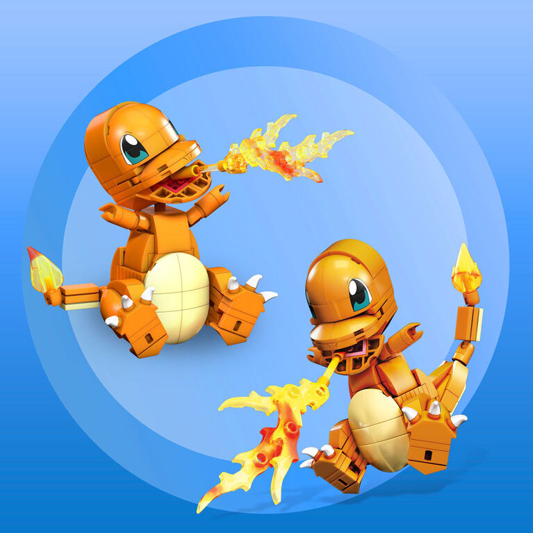 Mega Construx Pokemon Charmander