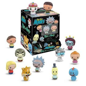 Funko Finding Rick and Morty Pint Size Heros - 1 Random Mystery Character in Blind Pack (Toys R Us Exclusive)