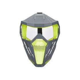 Nerf Hyper Face Mask - Breathable Design, Adjustable Head Strap, Green Team Color