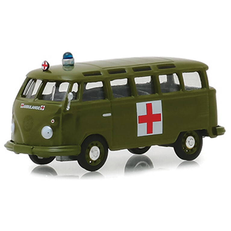 1:64 Club Vee-Dub Series 8 - 1964 Volkswagen Samba Bus