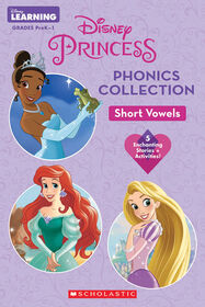 Scholastic - Disney Princess: Phonics Collection  - Édition anglaise