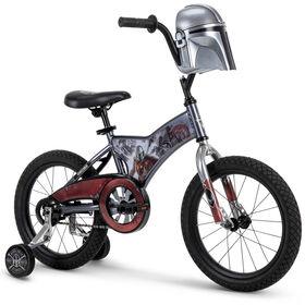 Huffy Star Wars Mandalorian Bike - 16-inch  - R Exclusive