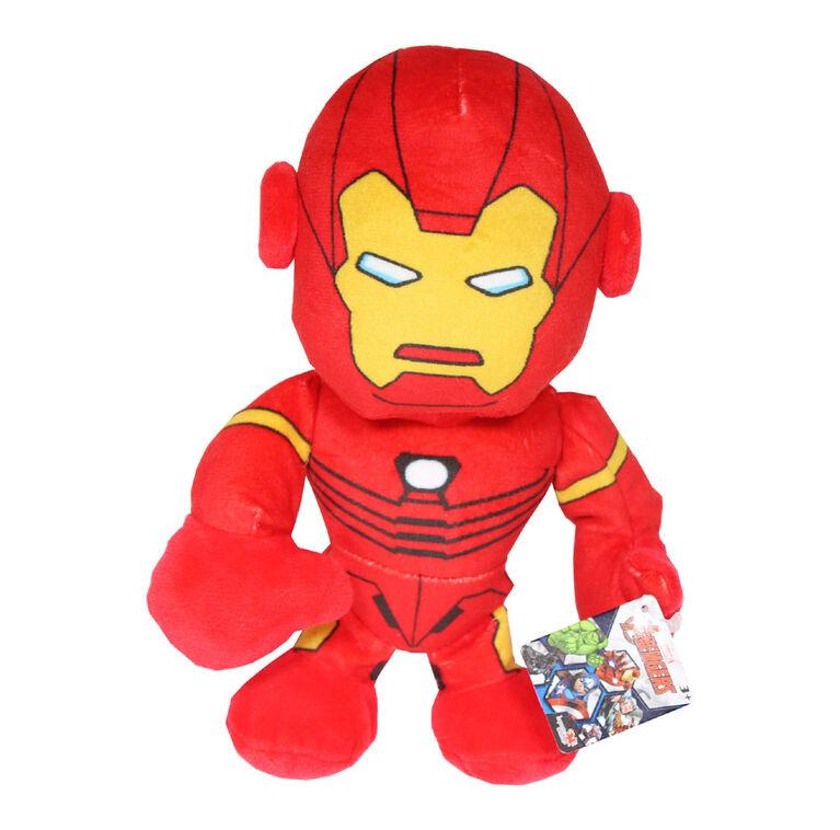 "Disney Marvel Avengers 11"" Plush  -  THOR (GREY)"
