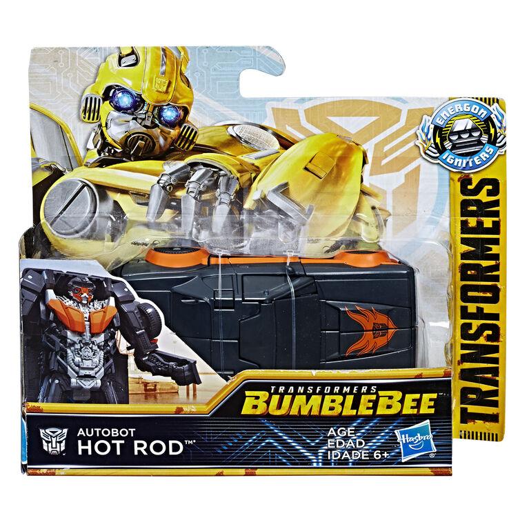 Transformers: Bumblebee -- Energon Igniters Power Series Autobot Hot Rod