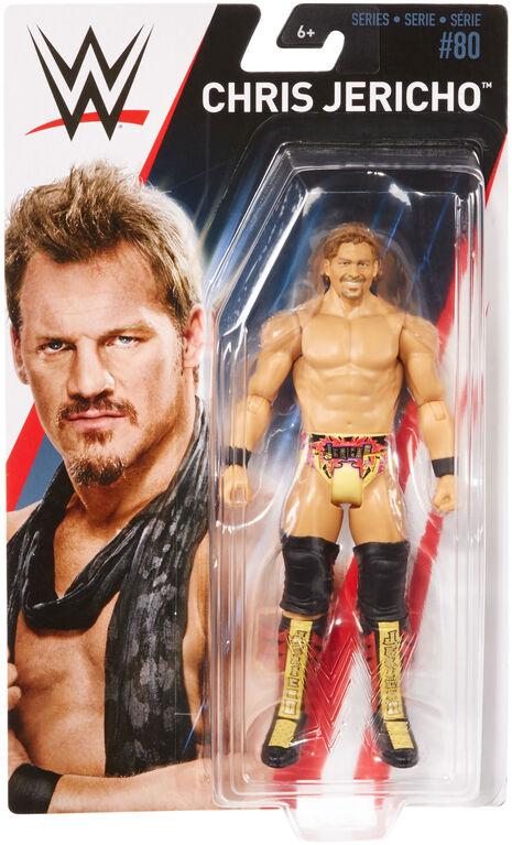 WWE Chris Jericho Action Figure Series #80