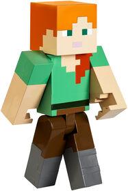 "Minecraft Alex Large Scale Action 8.5"" Figure"