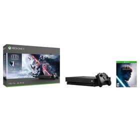 Xbox One X 1TB Hardware - Jedi Fallen Order Deluxe Edition