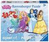 Ravensburger - Disney Pretty Princesses Floor Puzzle 24pc