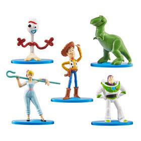 Disney Pixar - Histoire de jouets - MINIS - Coffret de 5 figurines de collection