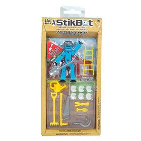 Stikbot action pack - pack de la ferme.