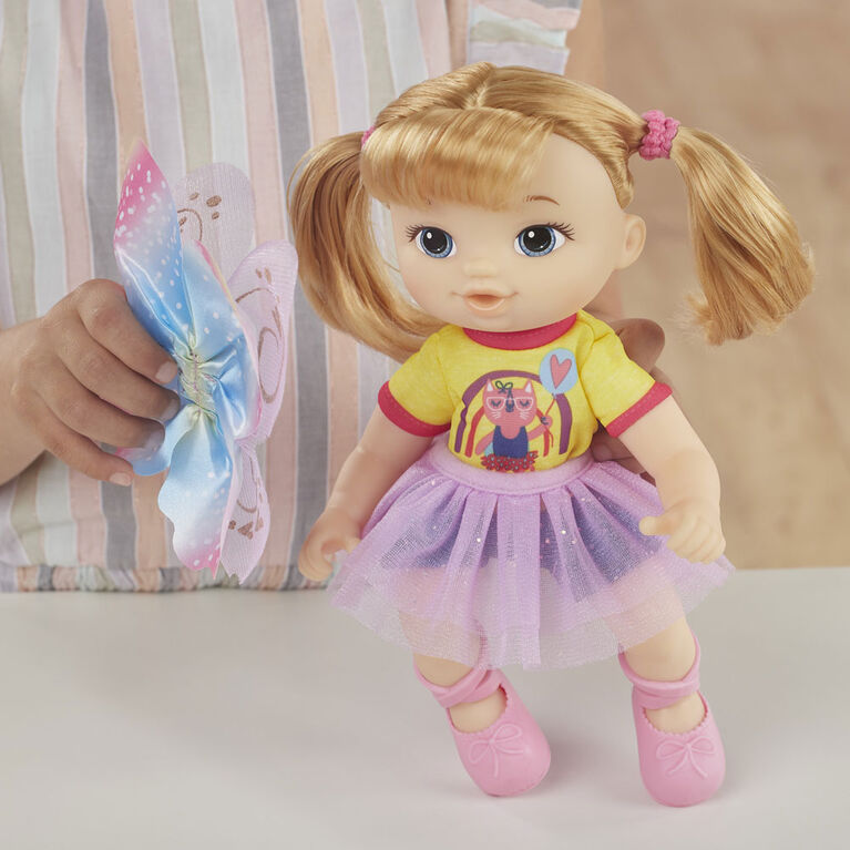 Littles by Baby Alive Little Styles Ballet-Themed Outfit