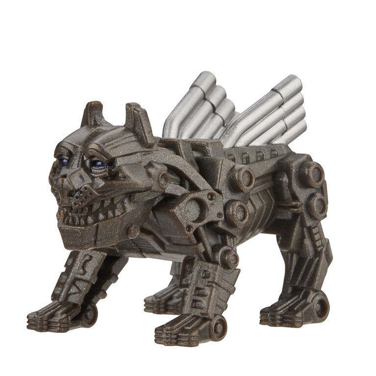 Transformers Toys Studio Series 68 Deluxe Transformers: Dark Of The Moon Movie Leadfoot With Steeljaw - R Exclusive