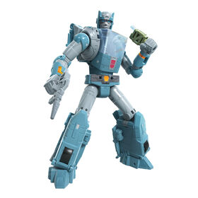 Transformers Toys Studio Series 86-02 Deluxe Class The Transformers: The Movie 1986 Kup Action Figure