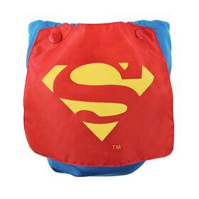 Couche tout-en-2 avec cape Bumkins - Superman.