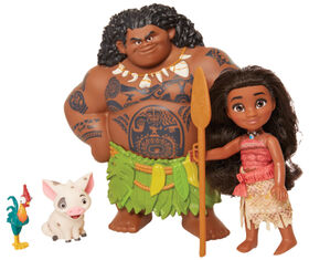 Petite Moana Storytelling Set - Exclusive - R Exclusive