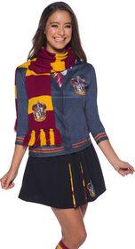 Harry Potter Gryffindor ecarpe de luxe.