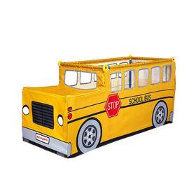 Antsy Pants Build & Play – Trousse d'autobus scolaire.
