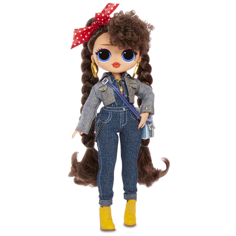 L.O.L. Surprise! O.M.G. Busy B.B. Fashion Doll with 20 Surprises