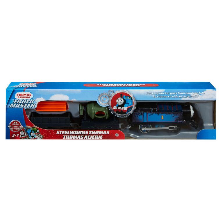 Fisher-Price Thomas & Friends TrackMaster Steelworks Thomas Engine