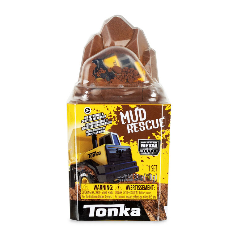 Tonka - Metal Movers Mud Rescue - Assortment May Vary - One per purchase