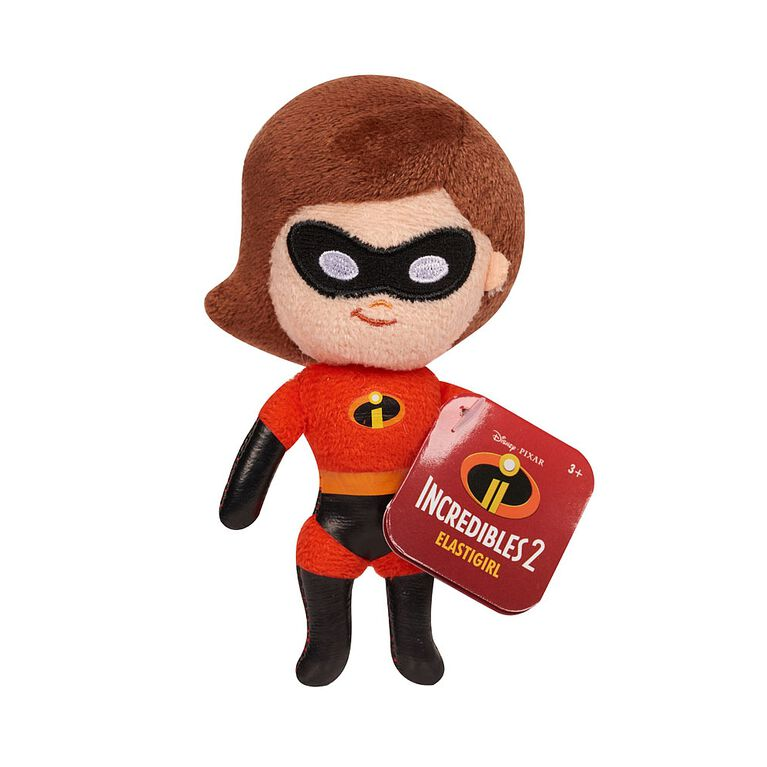 The Incredibles Stylized Bean Plush Mrs. Incredible