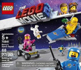 L'escouade spatiale de Benny LEGO The LEGO Movie 2 70841