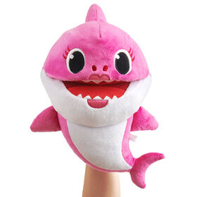 Pinkfong Baby Shark - Marionnettes musicales à vitesse contrôlée - Mommy Shark