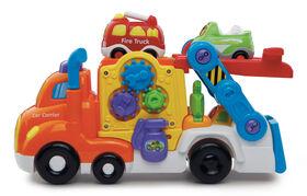 Go! Go! Smart Wheels Deluxe Car Carrier- English Edition