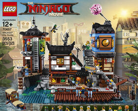 LEGO Ninjago Les quais de la ville NINJAGO 70657