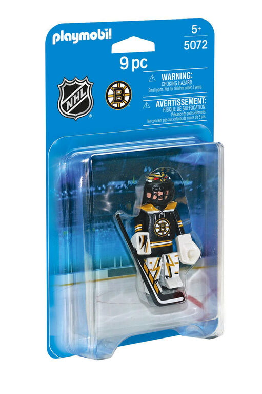Playmobil - LHN Gardien de but des Boston Bruins