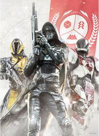 "Destiny ""Guardian Fireteam"" 1000 Piece Puzzle"