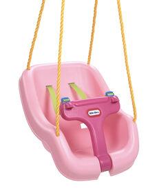 Little Tikes - 2-in-1 Snug ''''N Secure Swing - Pink