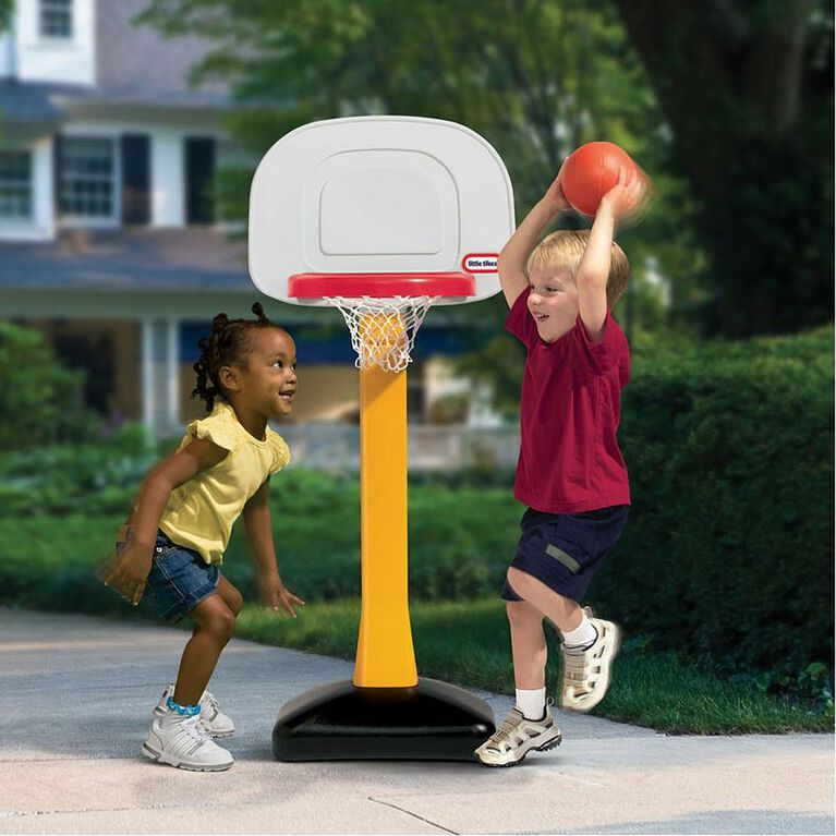 Little Tikes - Tot Sports - Jeu de basket-ball - Notre exclusivité