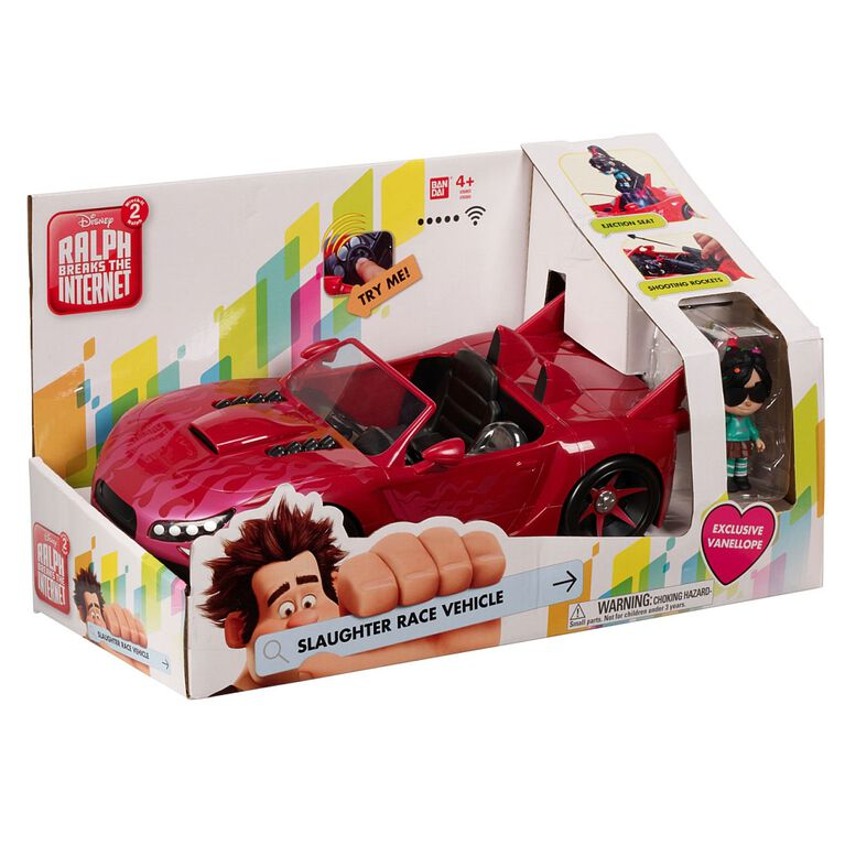 Wreck-It Ralph: Slaughter Race Vehicle