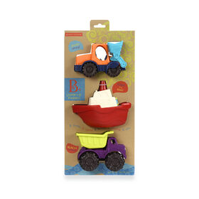 B. Toys Loaders & Floaters