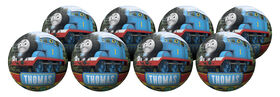 8 Pack Playball with Pump 10 inch Thomas