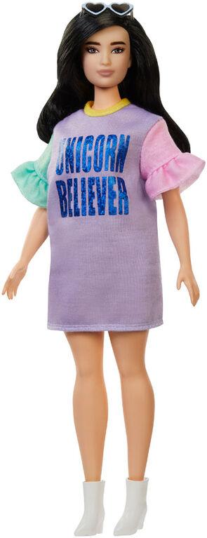 Barbie Fashionistas Doll #127 - Unicorn Believer
