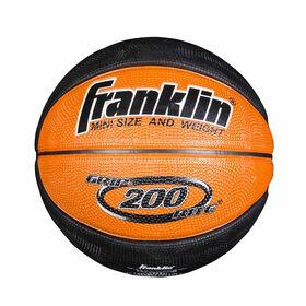 Franklin Sports Mini Basketball - Tan and Black