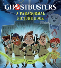 Ghostbusters The Picture Book - Édition Anglaise