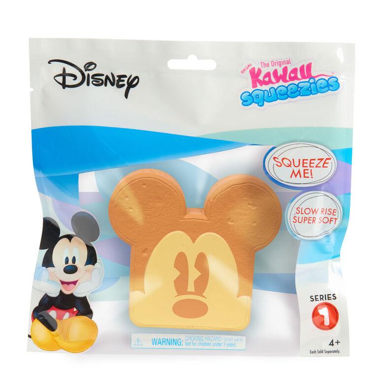 Disney Squeezies-Mickey-Series 1-By Enzo Kawaii-Mickey Toast