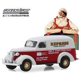 1:64 Norman Rockwell Delivery Vehicles Series 2 - Colours and styles may vary