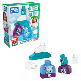 Mega Bloks Polar Friends