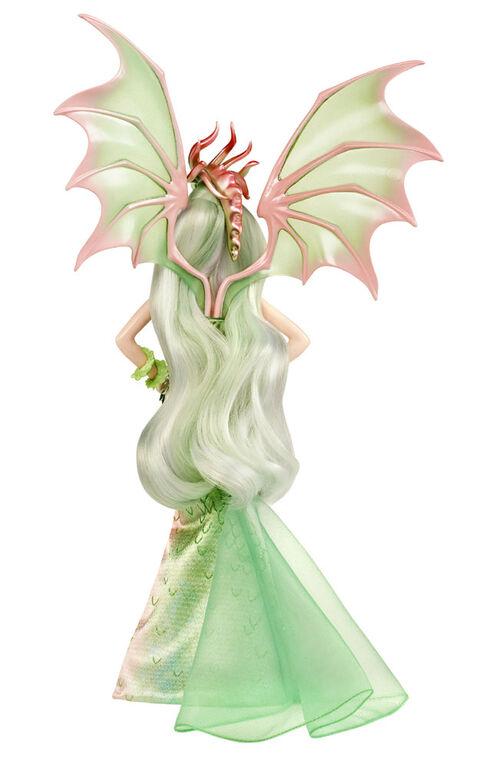 Barbie Dragon Empress Doll - English Edition