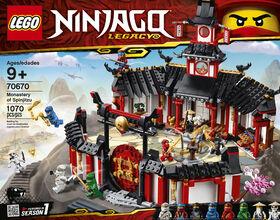 LEGO Ninjago Le monastère de Spinjitzu 70670