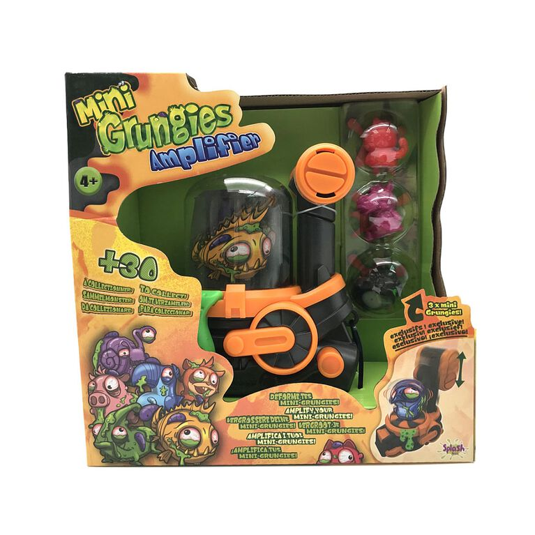 Mini Grungies - Amplificateur.