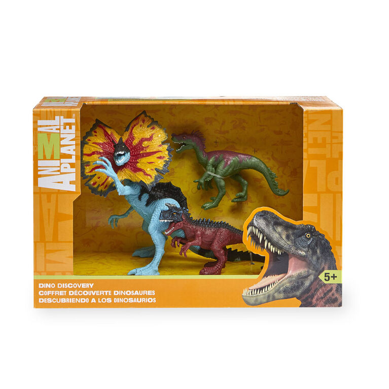 Animal Planet Mighty Dino Collectibles - R Exclusive