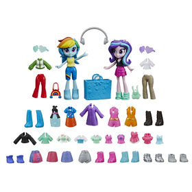 My Little Pony Equestria Girls Fashion Squad Rainbow Dash and Starlight  - R Exclusive