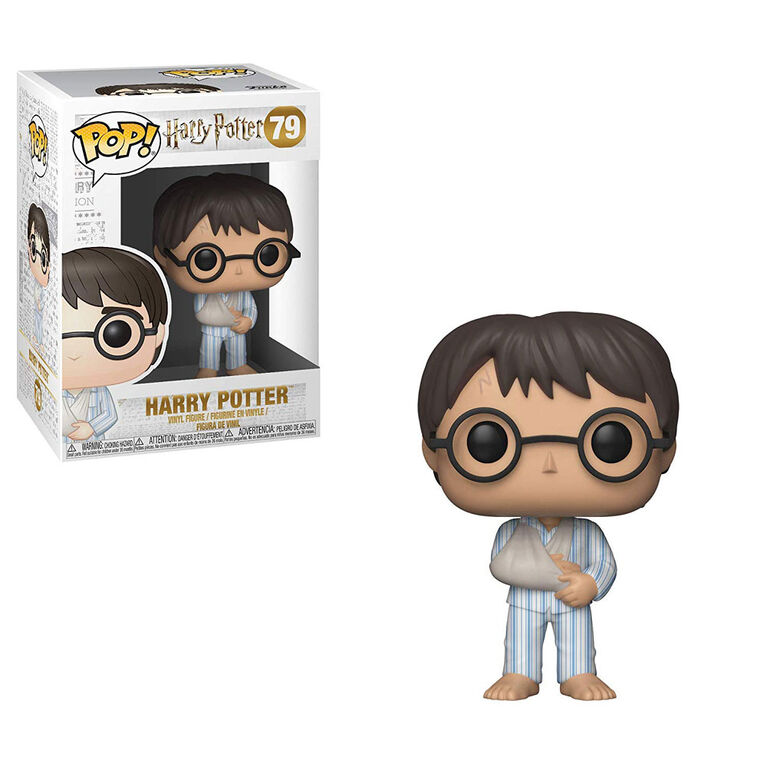 Funko POP! Movies: Harry Potter - Harry Potter in PJ's Vinyl Figure