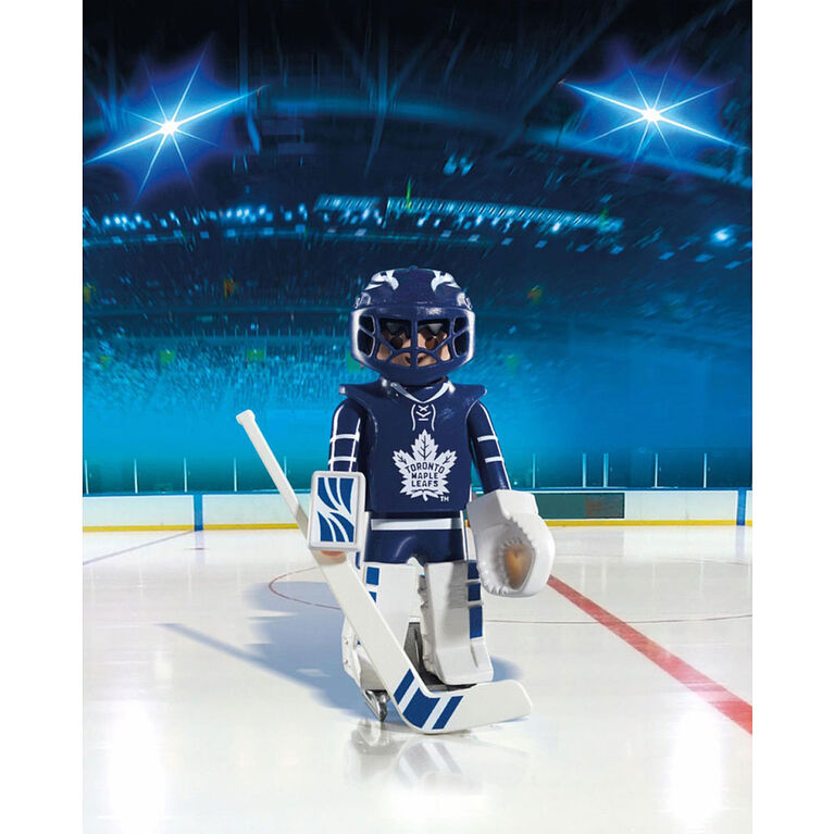 Playmobil - NHL Toronto Maple Leafs Goalie